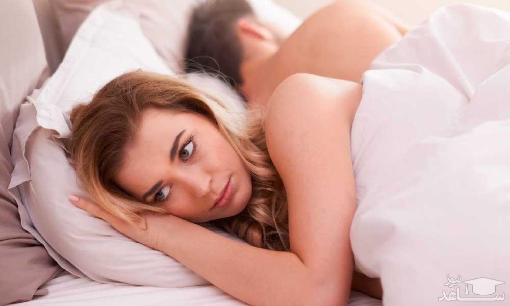 اشتباه مردها در نزدیکی و رابطه جنسی