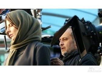لورفتن صحنهای هیجانانگیز از فیلم جدید «لیلا حاتمی»