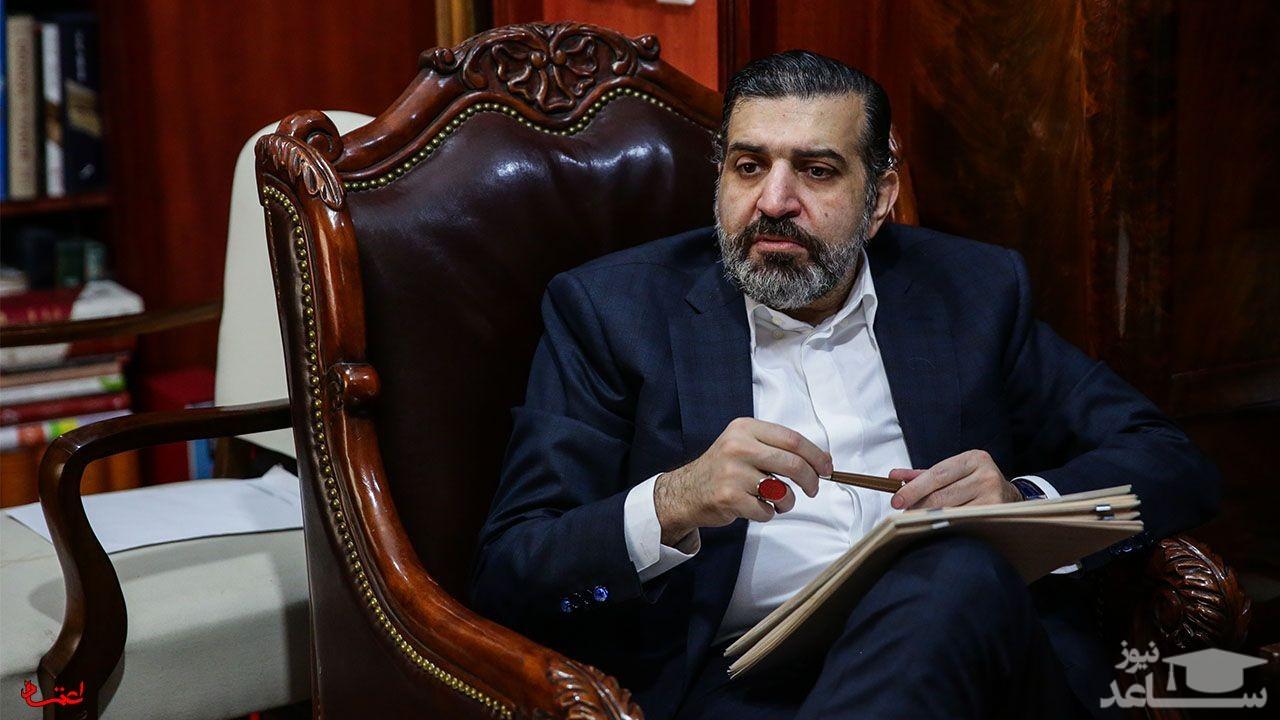 چرا پول مردم ایران باید دست شوهر «ابرو گوندش» باشد؟