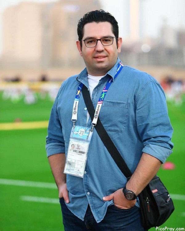 زندگی خصوصی محمد رضا احمدی و همسرش + عکس های جذاب و دیدنی