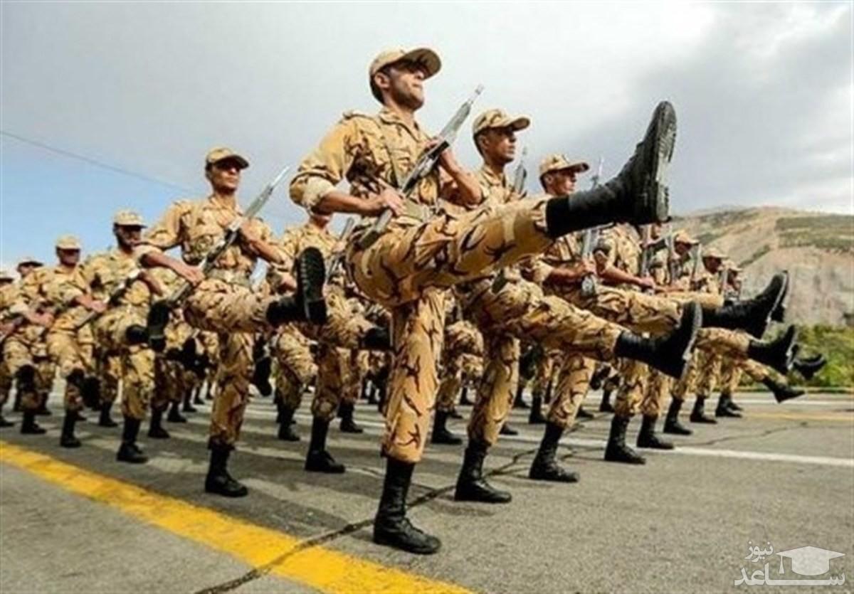 تعویق زمان شروع به خدمت نظام وظیفه داوطلبان سرباز درآزمون دستیاری