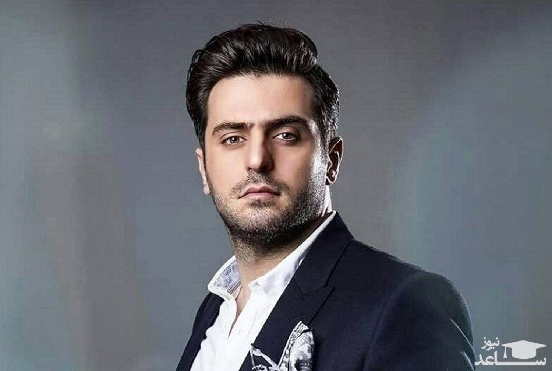پیام خاص علی ضیا برای سام درخشانی