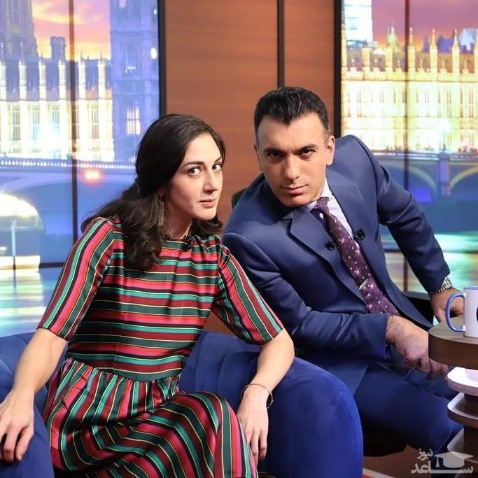 مصاحبه جنجالی سینا ولی الله با زهرا امیرابراهیمی درباره فیلم مستهجن و جنجالی اش +فیلم