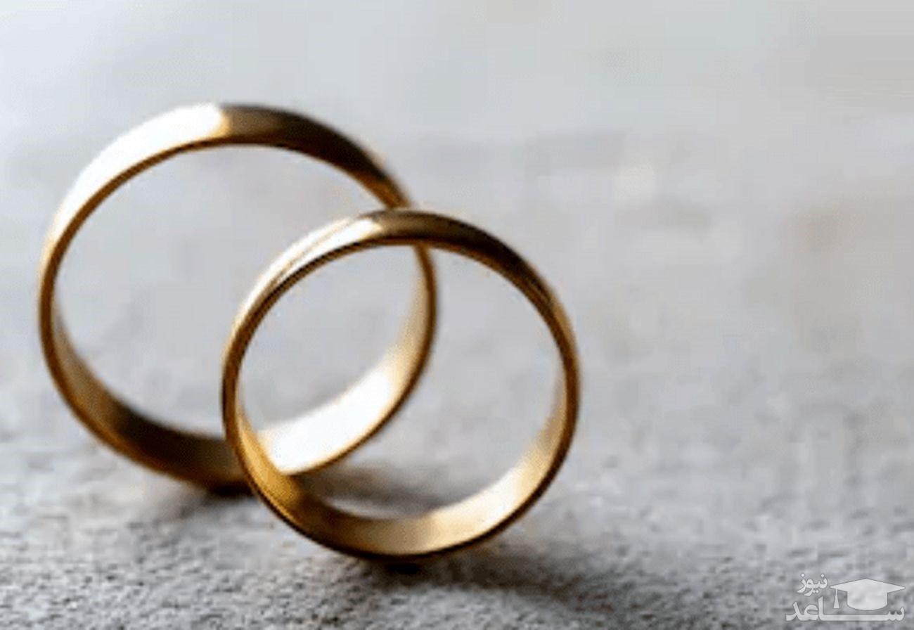 ازدواج پسر 22ساله با پیرزن 80ساله برای فرار از سربازی!