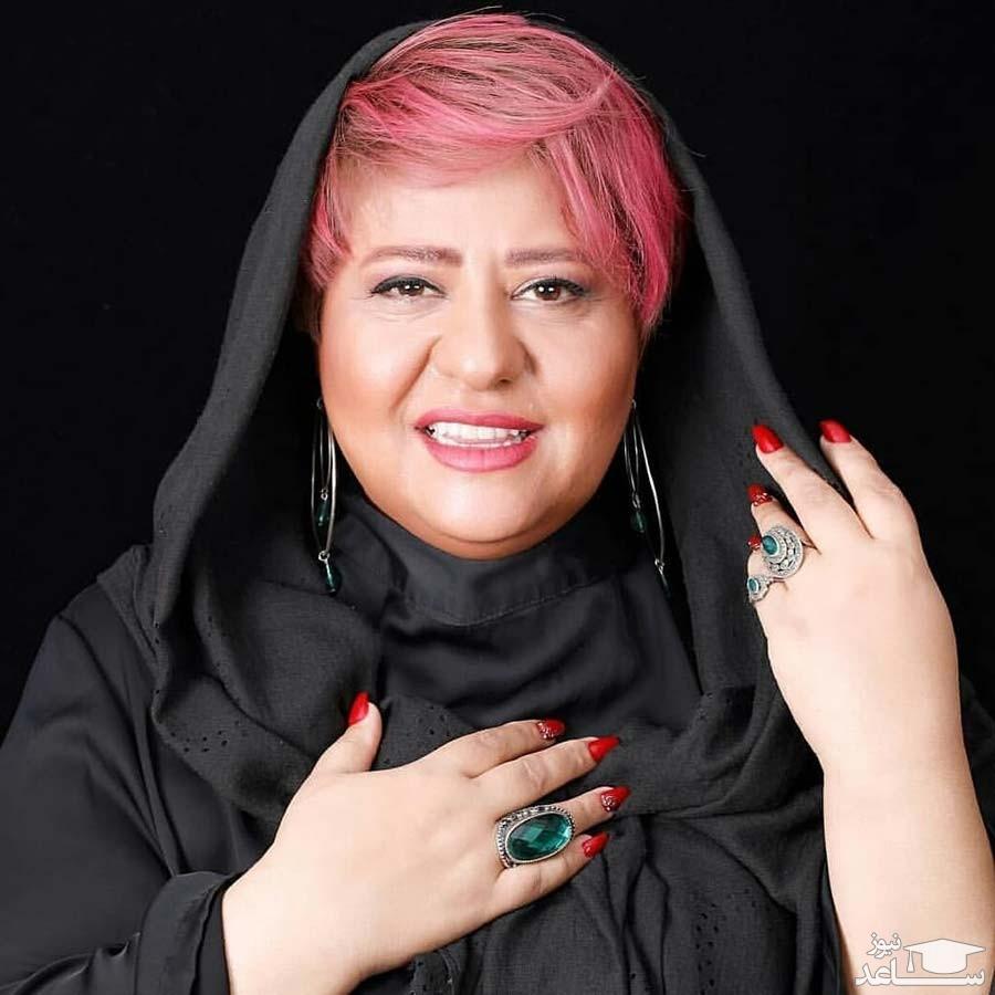 جشن تولد رابعه اسکویی؛ زن جنجالی سینما وتلویزیون