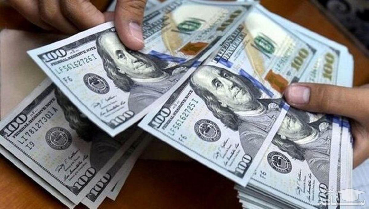 احتمال وقوع شوک ارزی و سقوط قیمتها در بازار با رسیدن هواپیمای حامل دلار