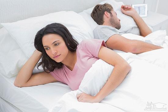 اشتباهات و خطاهای خانم در سکس و رابطه جنسی