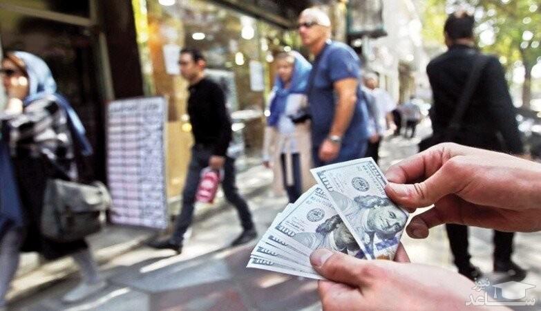 نرخ واقعی دلار در بازار ایران چقدر است؟