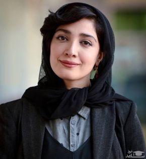 عکس جنجالی و لورفته مینا ساداتی در آغوش بابک حمیدیان