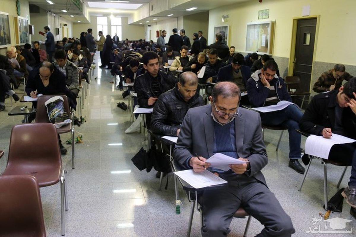 ۱۴ هزار نفر در آزمون دستیاری پزشکی رقابت می کنند