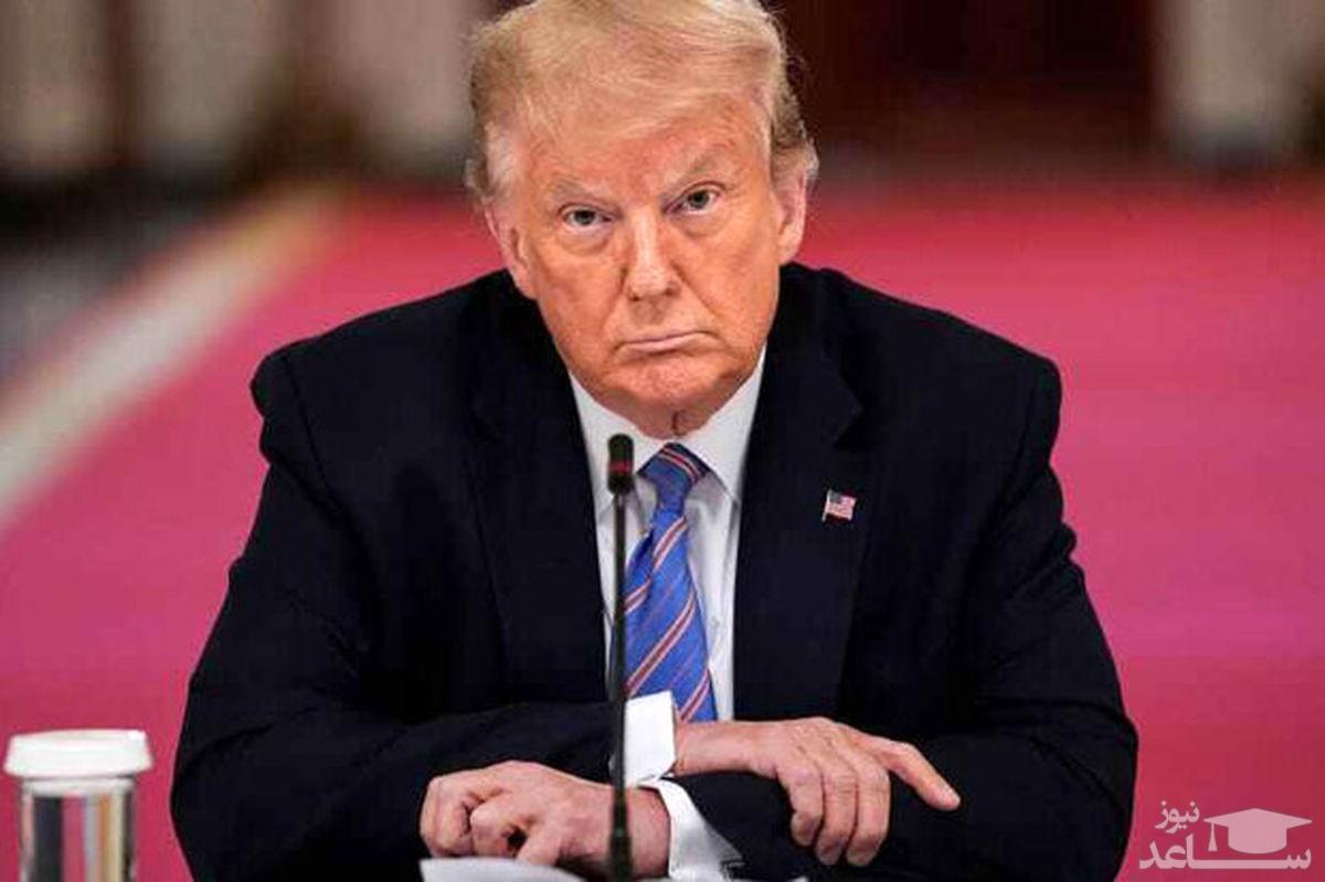 ترامپ ادعا کرد در زمان ریاست جمهوری خود در آستانه رسیدن به توافق با ایران بود