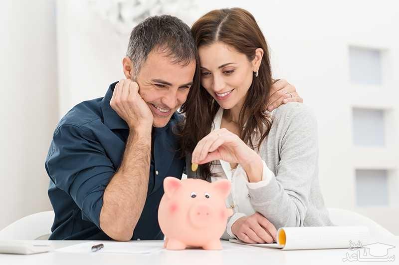 نحوه حرف زدن با همسر درباره پول و مسائل مالی