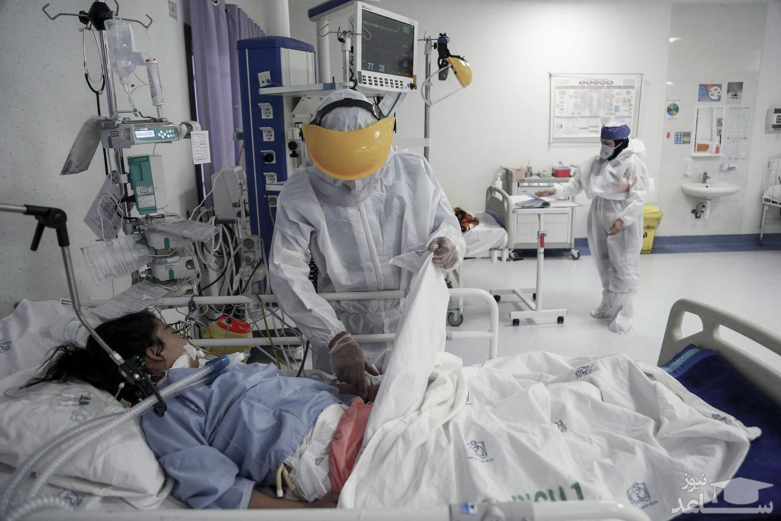 ترخیص ۸۷ درصد بیماران کرونایی بالای ۶۰ سال در استان مرکزی