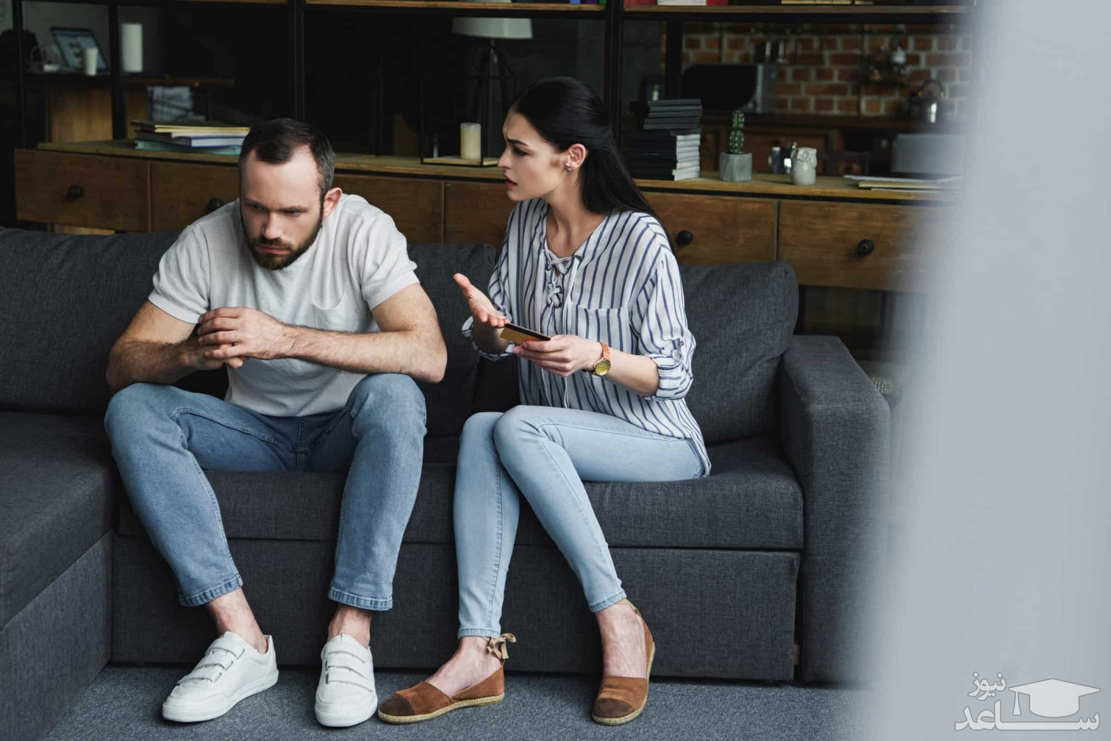با شوهر بی مسئولیت خود چه کنیم؟