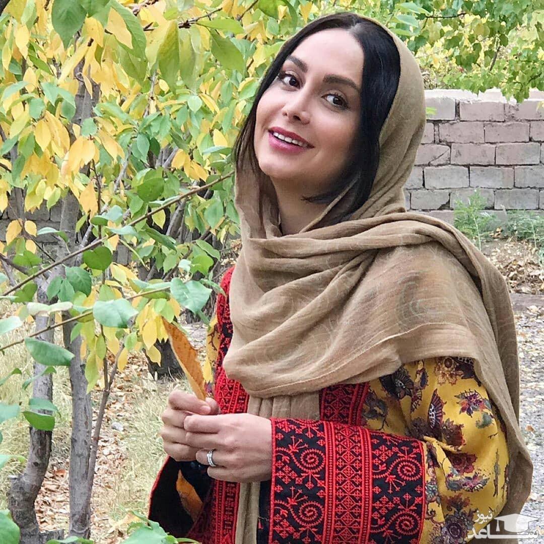 عکسهای مدلینگ عروس مریم خدارحمی