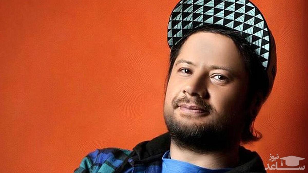 مدل موی متفات علی صادقی