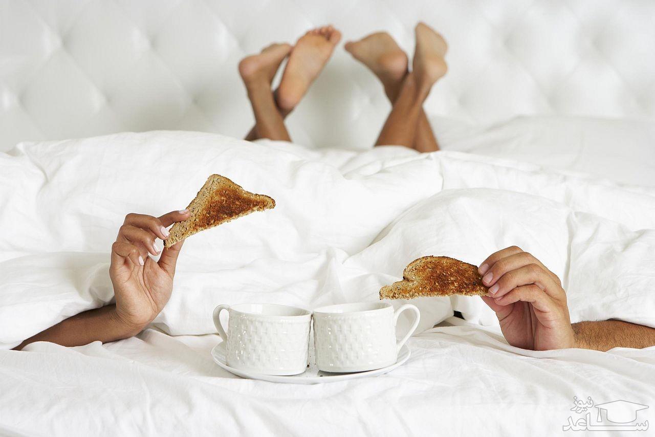 فواید برقراری رابطه جنسی در صبح