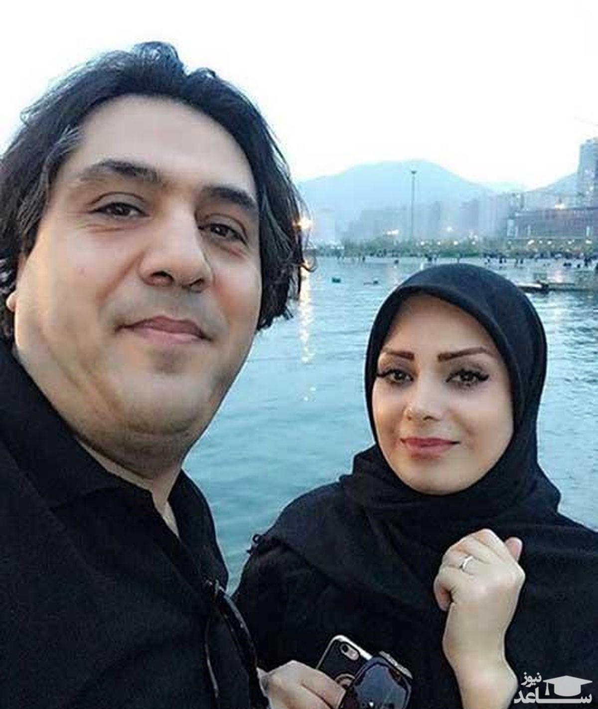 مهریه عاشقانه و جالب صبا راد و همسر میلیاردرش