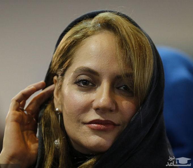 عکس جنجالی از کشف حجاب مهناز افشار در آلمان