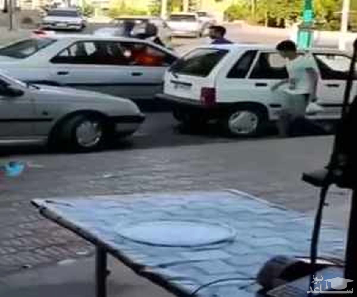 موتور سواری  جنجالی دو دختر ایرانی سوژه فضای مجازی شد