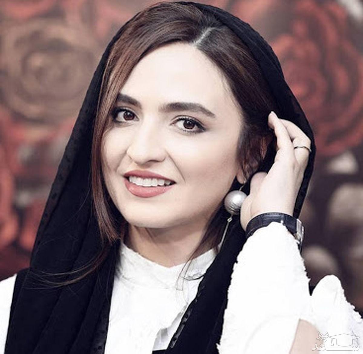 «گلاره عباسی» و عکسی متفاوت درکنار «ترانه علیدوستی»