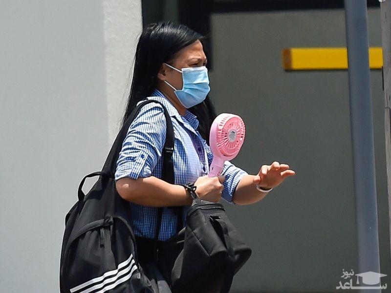 افزایش کم سابقه دما در شهر دوبی امارات/ گلف نیوز