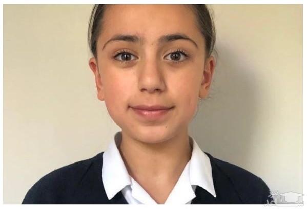 تارا شریفی نابغه ۱۱ ساله ایرانی که رکورد اینشتین و هاوکینگ را شکست!