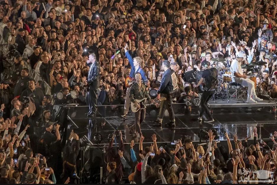 کنسرت موسیقی در نیوزیلند