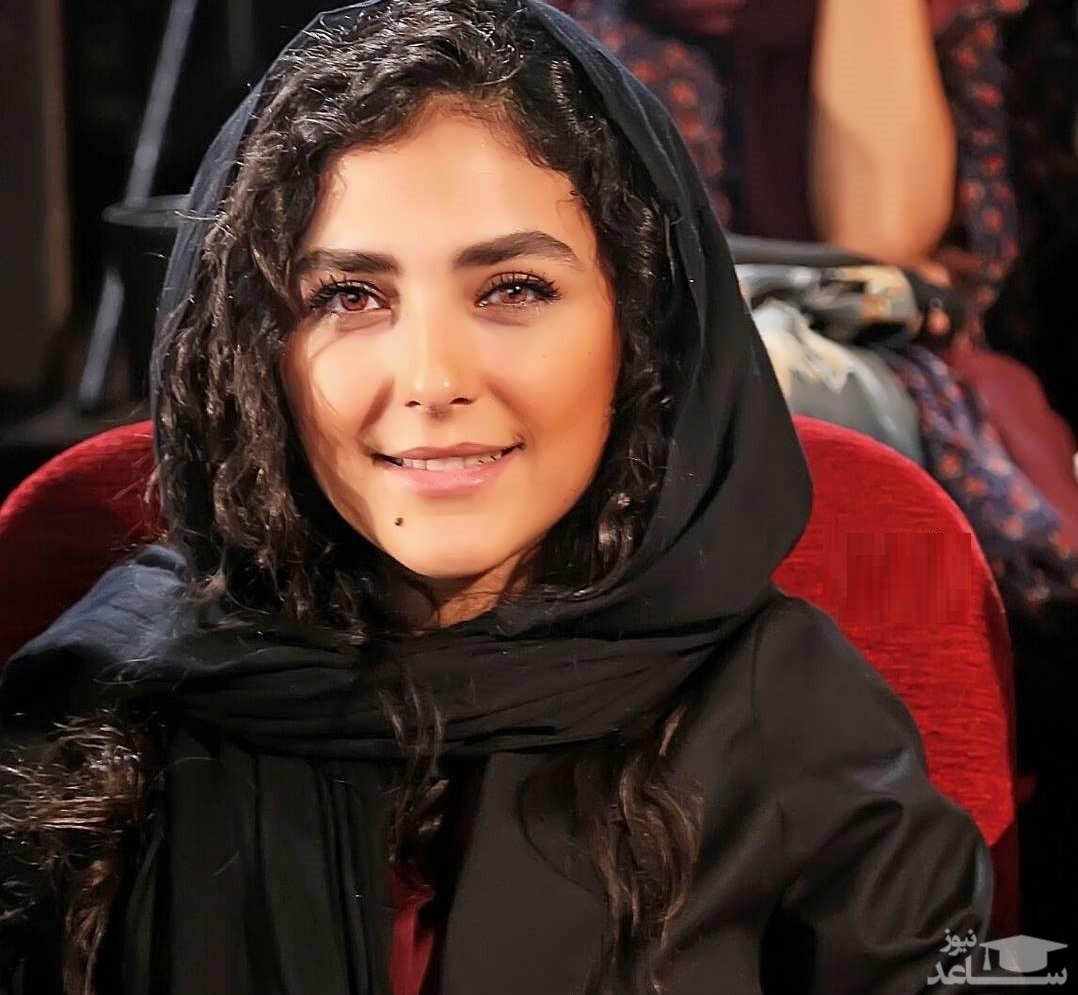 عاشقانه های دو نفره فرشته حسینی و هدی زین العابدین