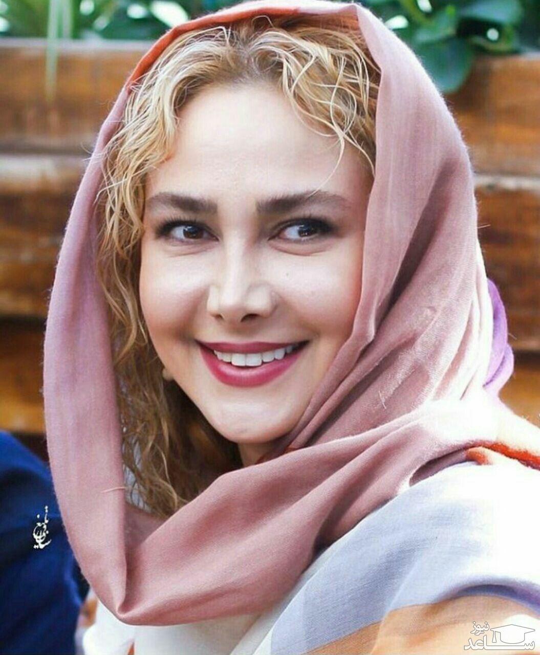 پرتره جدید آنا نعمتی