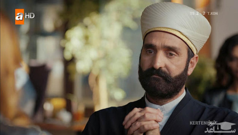 کپی برداری سریال ترکیهای از فیلم سینمایی مارمولک