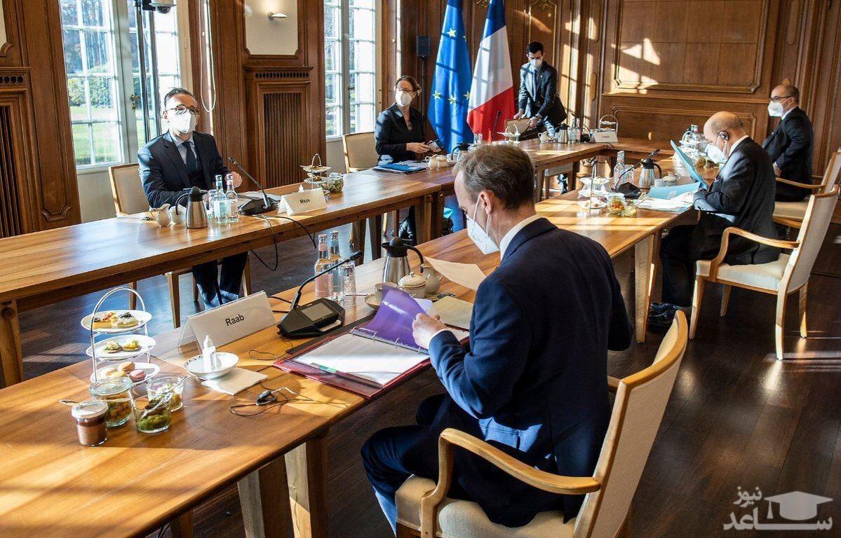 امیدواری تروئیکای اروپا برای حفظ برجام پس از انتقال قدرت در آمریکا
