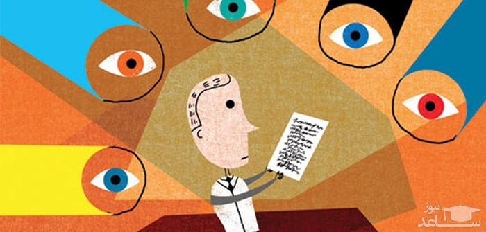 مراحل انجام داوری تخصصی (Peer Review) در مجلات بین المللی