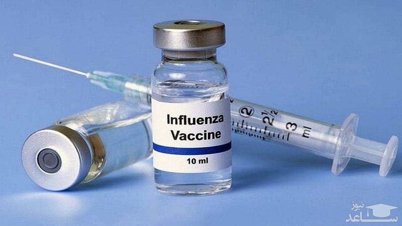 زمان توزیع و قیمت واکسن آنفلوانزا اعلام شد