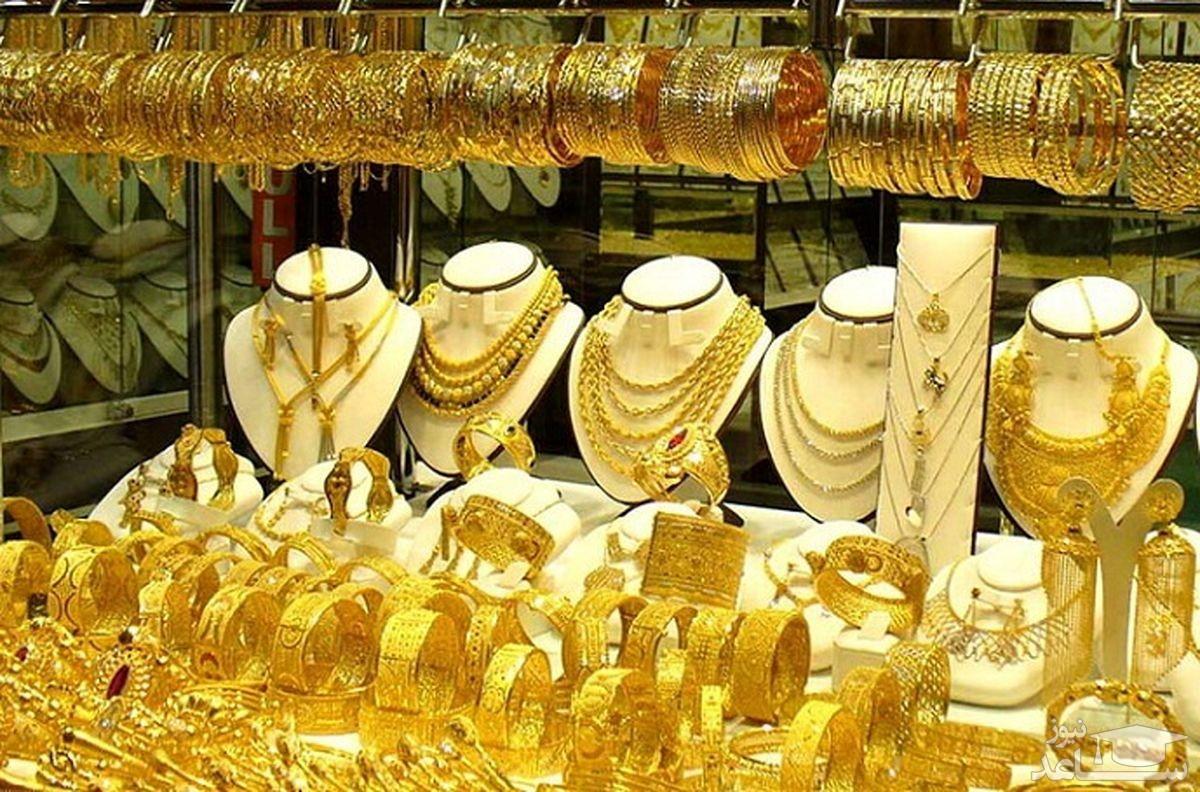 مسیر پرریسک طلا / پیشبینی قیمت طلا و سکه امروز ۱۹ مهر