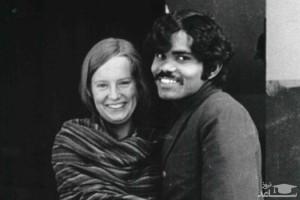عشق عجیب پسر هندی به دختر سوئدی!