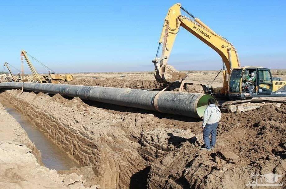 رد موضوع انتقال آب خوزستان به کویت
