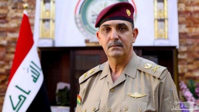عملیات نظامی عراق در مرز سوریه برای مقابله با گروههای تروریستی