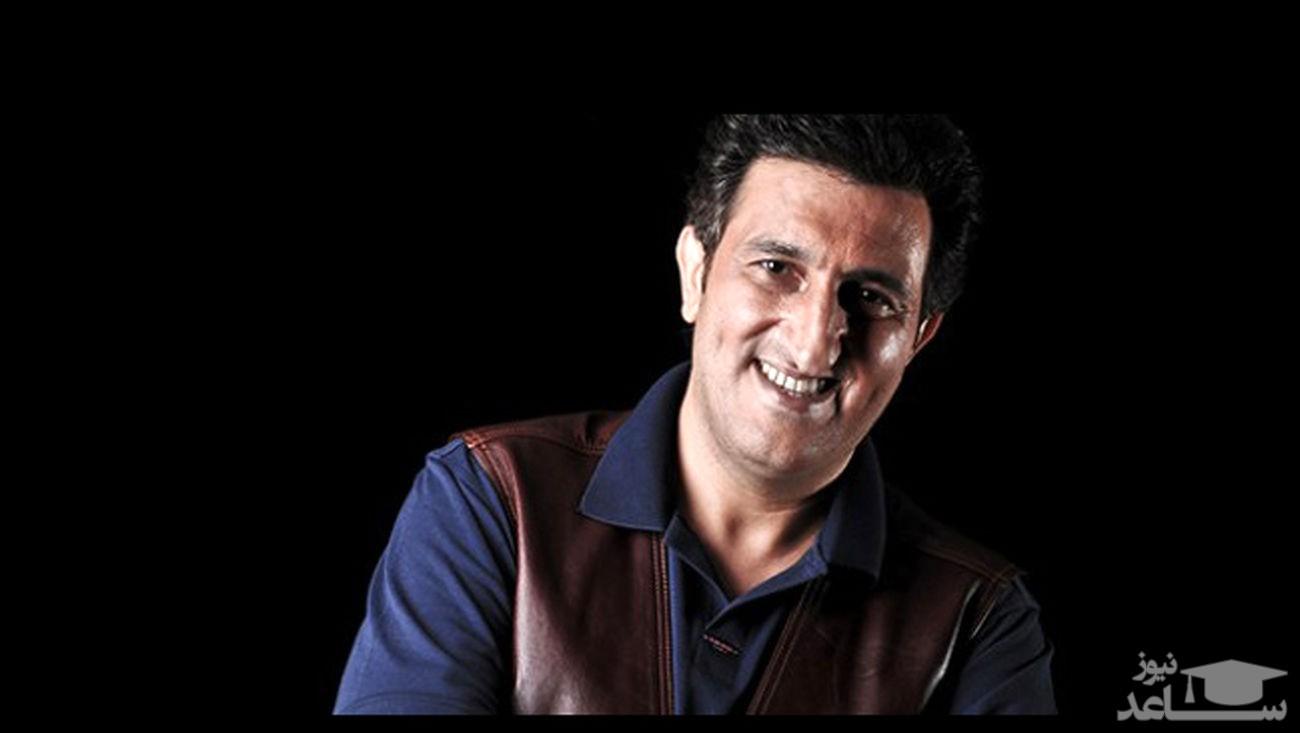 یوسف صیادی، بازیگر طنز با چهره ای دیده نشده