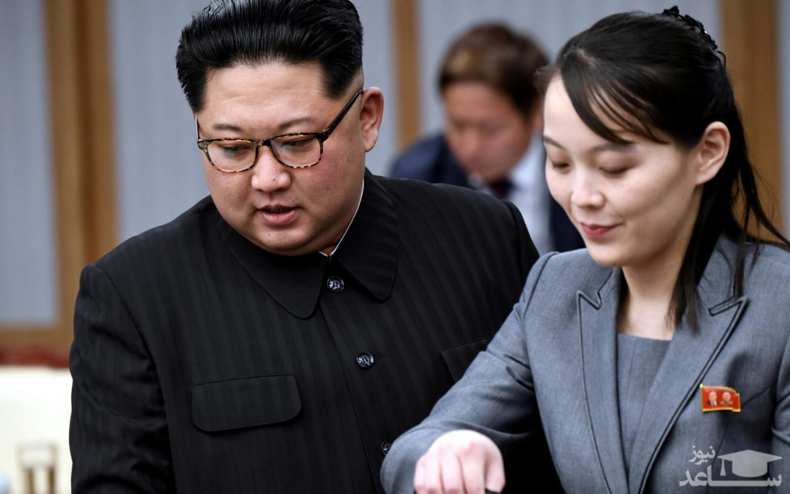 خواهر رهبر کرهشمالی، بایدن را تهدید کرد