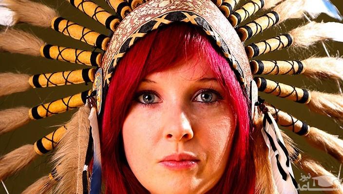 حقایقی عجیب در مورد سرخ پوستان و بومیان قاره آمریکا