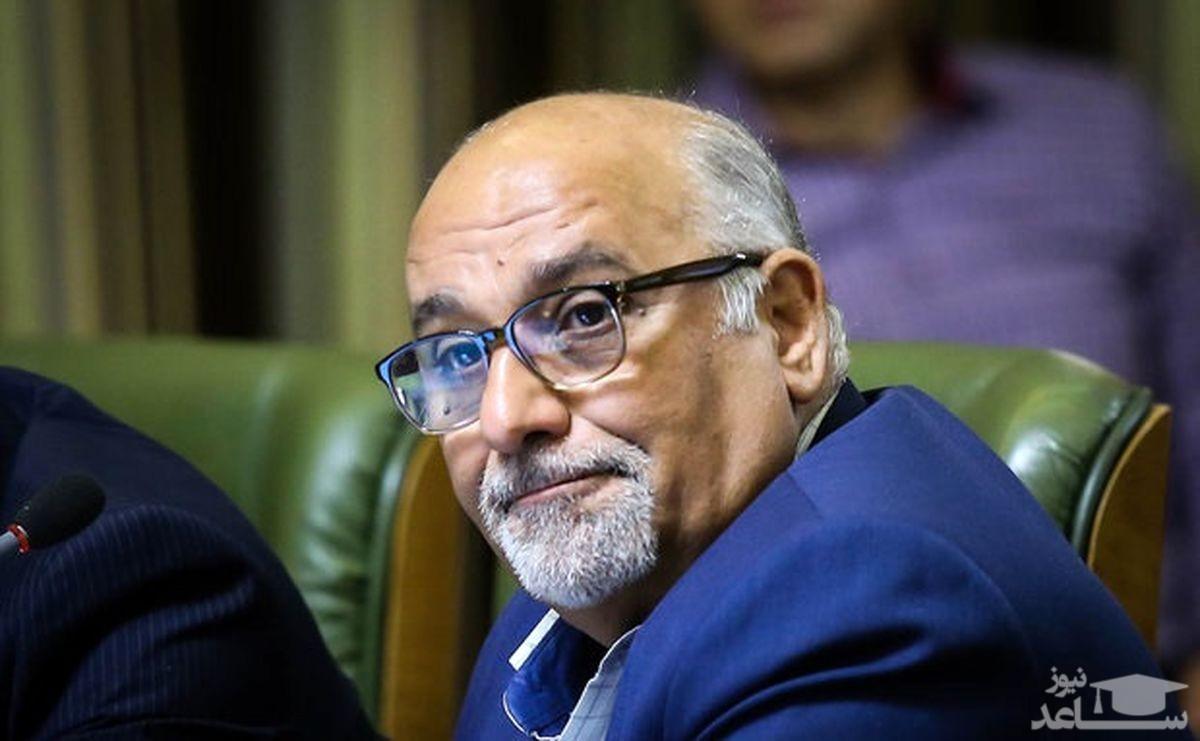هدیه مسموم مدیرکل محیط زیست به تهرانیها