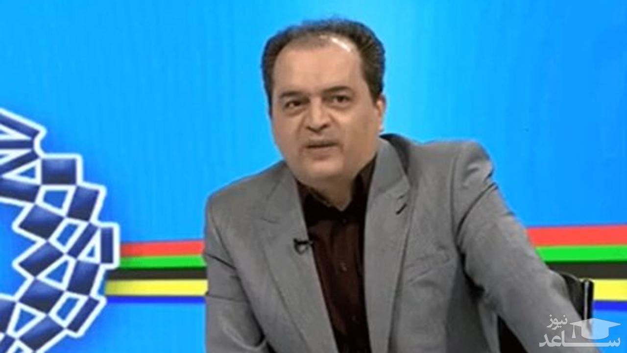 (فیلم) شوخیهای خنده دار پیمان یوسفی روی آنتن زنده