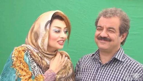 فیلم لو رفته از رقص زیبا و جنجالی سعید اقاخانی با یکتا ناصر