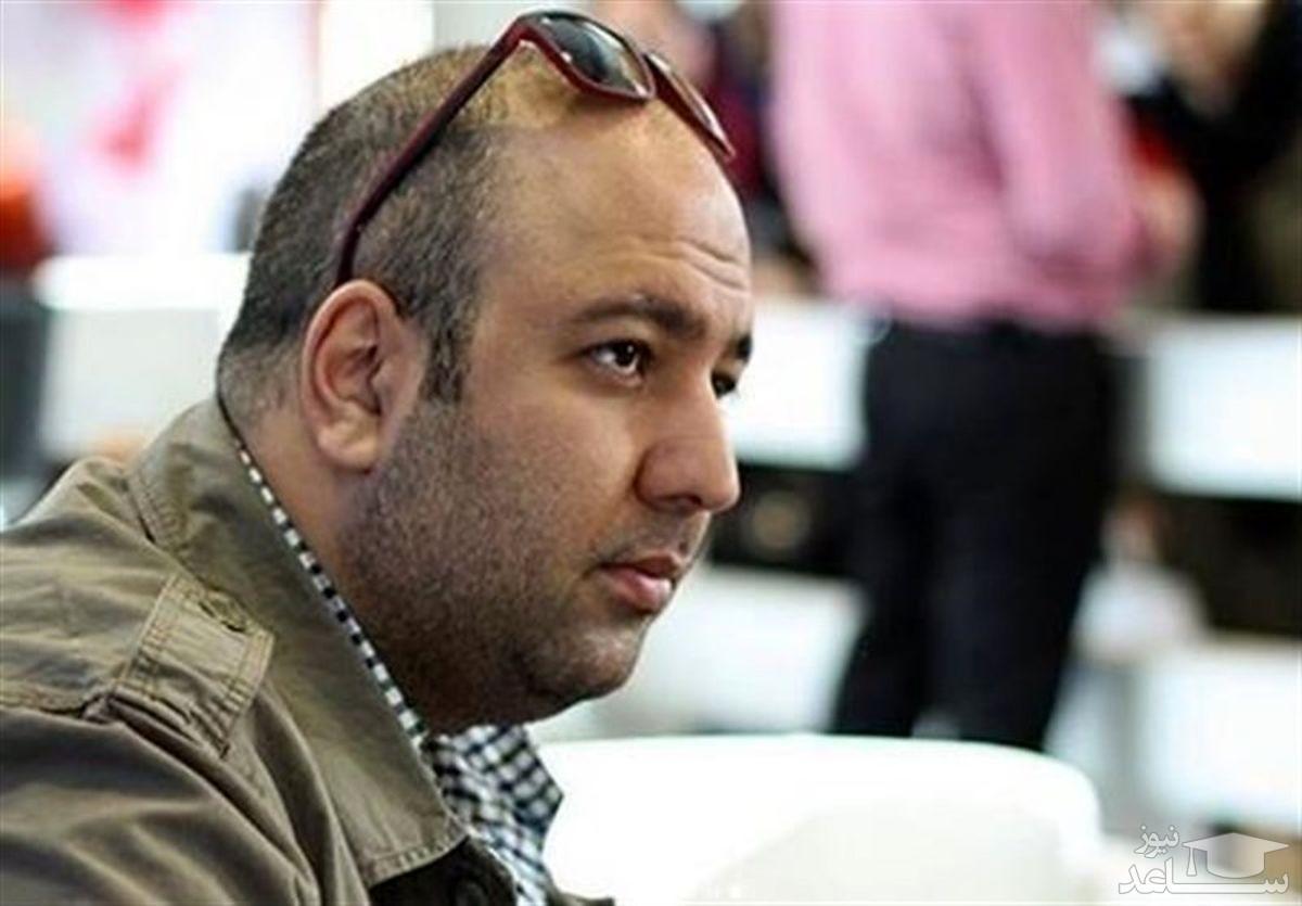 سلفی علی اوجی با تپل خان