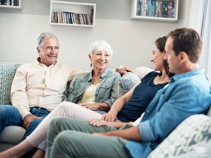 چگونه با خانواده خود وقت گذرانی کنیم؟