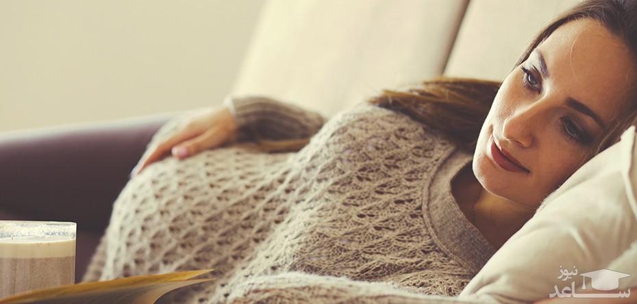 خطرات بارداری بیش از 9 ماه