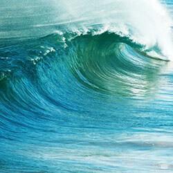 دانلود آلبوم صدای موج آب دریا از افکت صوتی طبیعت و محیط