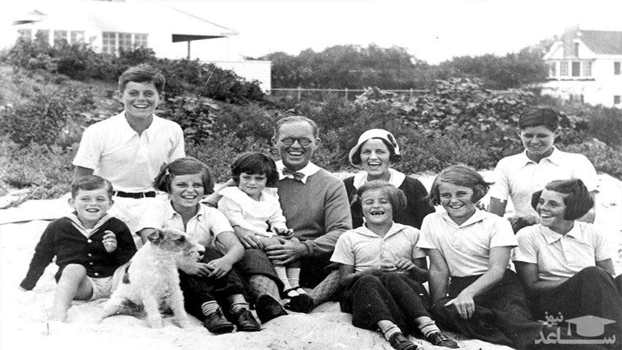 ۹ خانواده مشهوری که به طرز عجیبی نفرین شده اند!