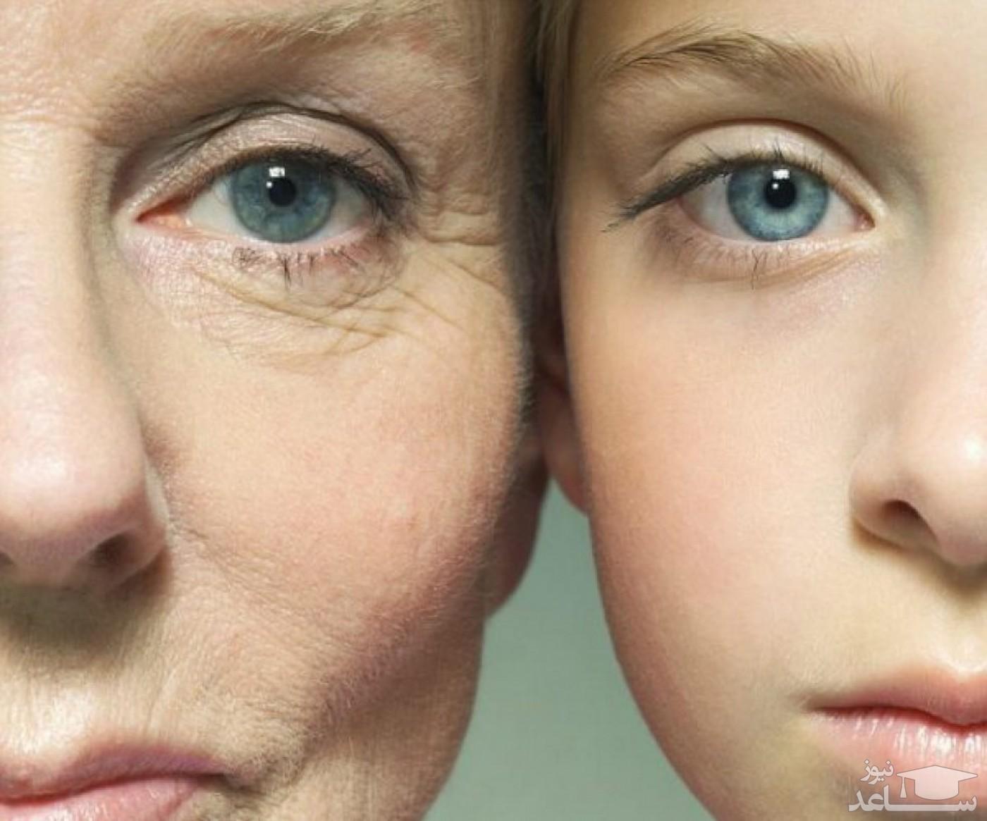 دیدن پیری (پیر شدن) در خواب چه تعبیری دارد؟ / تعبیر خواب پیری( پیر شدن)